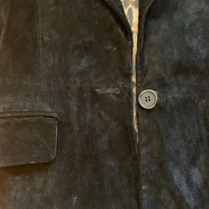 Marvin Richards Jackets & Coats - J Percy for Marvin Richards Leather Coat Size:XS